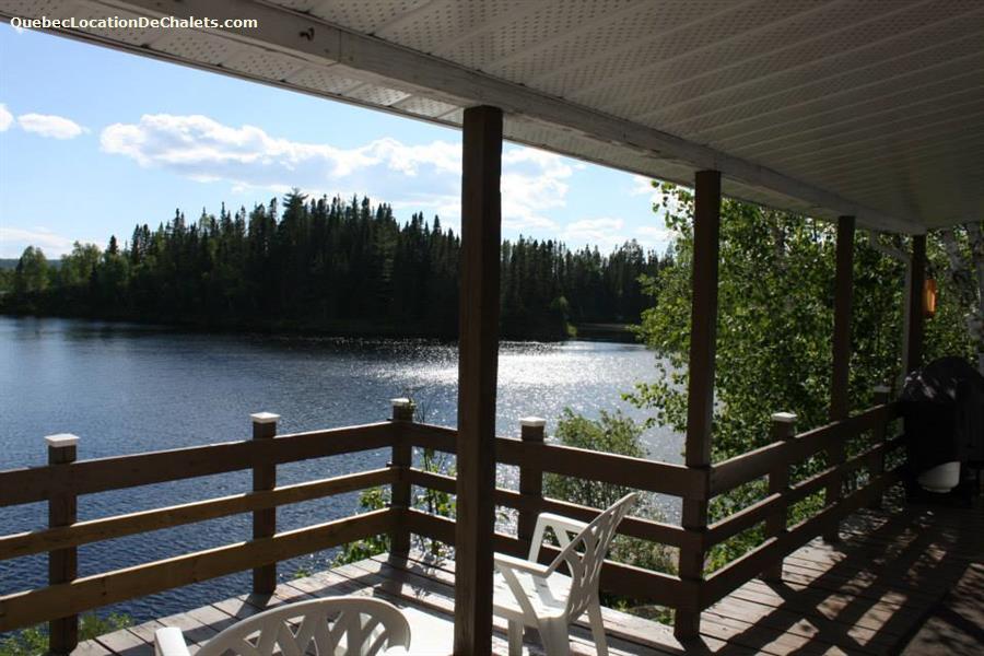 chalet à louer Saguenay-Lac-St-Jean, Bégin (pic-2)
