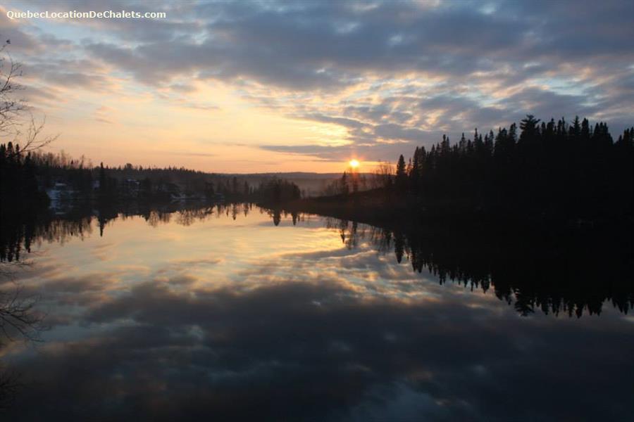 chalet à louer Saguenay-Lac-St-Jean, Bégin (pic-9)