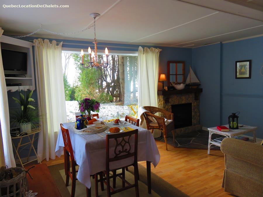 chalet à louer Charlevoix, La Malbaie- Pointe au Pic (pic-4)
