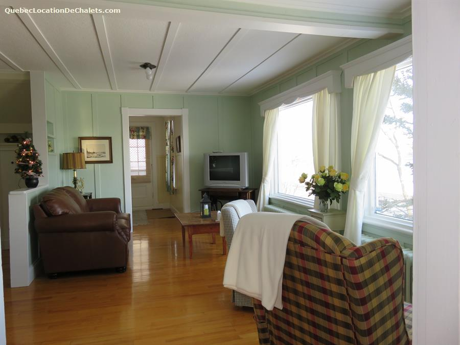 cottage rental Charlevoix, La Malbaie- Pointe au Pic (pic-5)