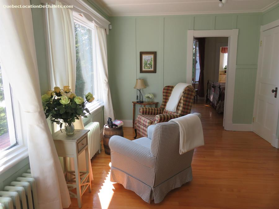 cottage rental Charlevoix, La Malbaie- Pointe au Pic (pic-6)