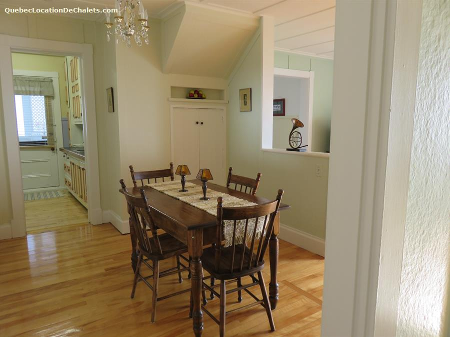 cottage rental Charlevoix, La Malbaie- Pointe au Pic (pic-7)