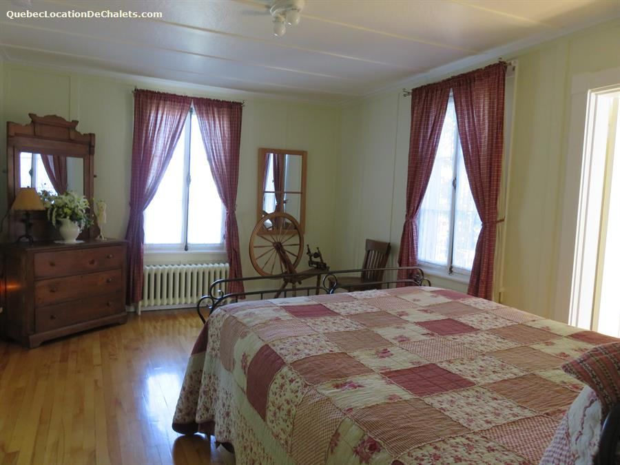 cottage rental Charlevoix, La Malbaie- Pointe au Pic (pic-10)