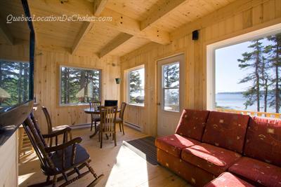 cottage rental Gaspésie, Gaspé (pic-4)