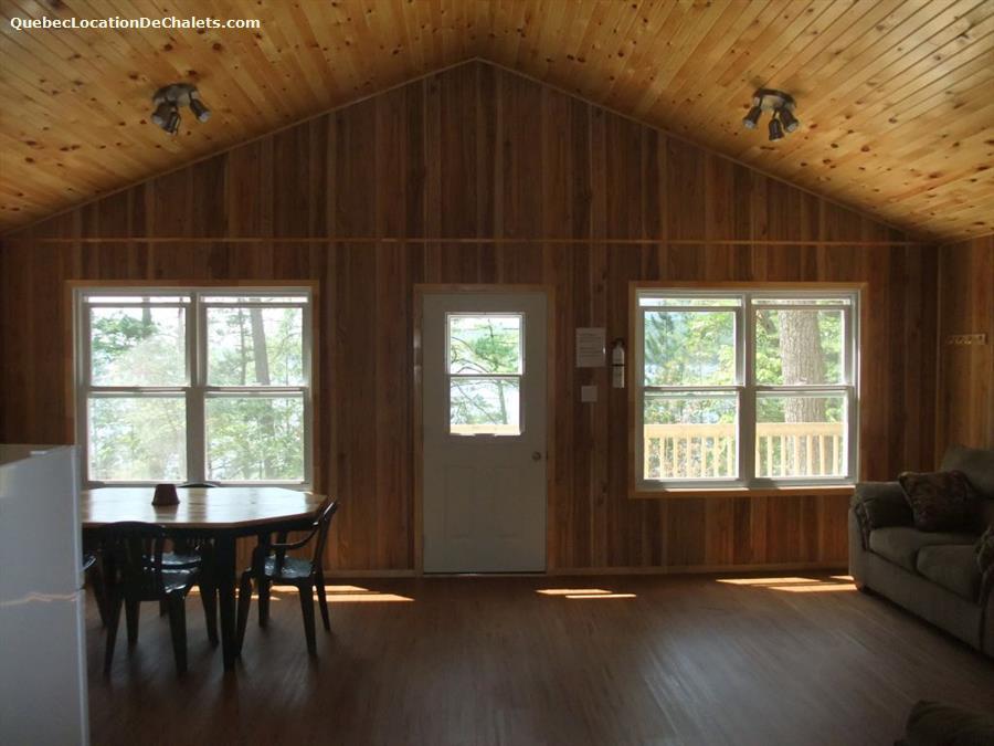 cottage rental Outaouais, Rapides-des-Joachims (pic-4)