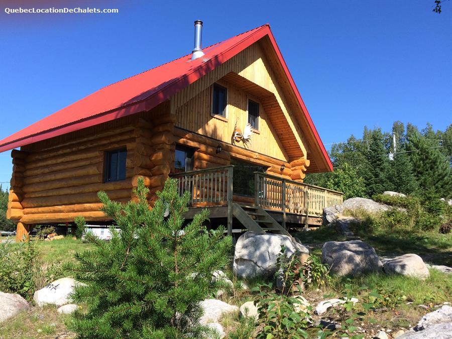 chalet à louer Abitibi-Témiscamingue, Val-D'Or (pic-1)