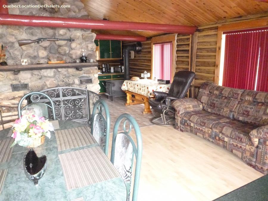 cottage rental Laurentides, Mont-Laurier (pic-3)
