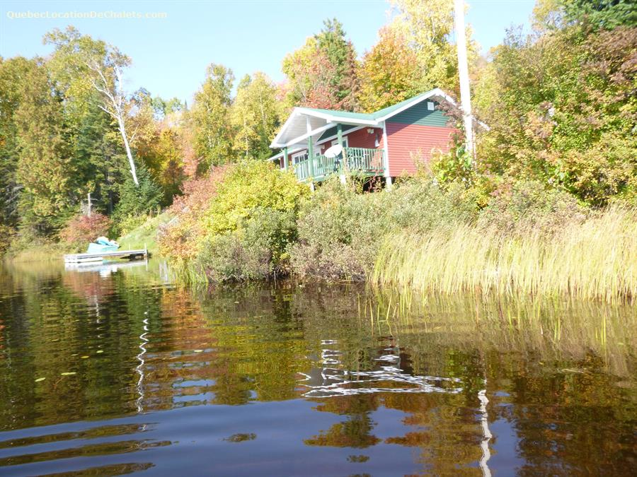 cottage rental Laurentides, Mont-Laurier (pic-6)