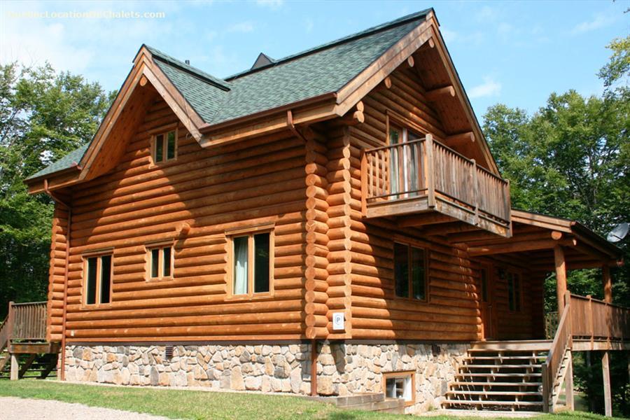 Chalet A Louer Laurentides Mont Tremblant Chalet Sequoia Id 3866