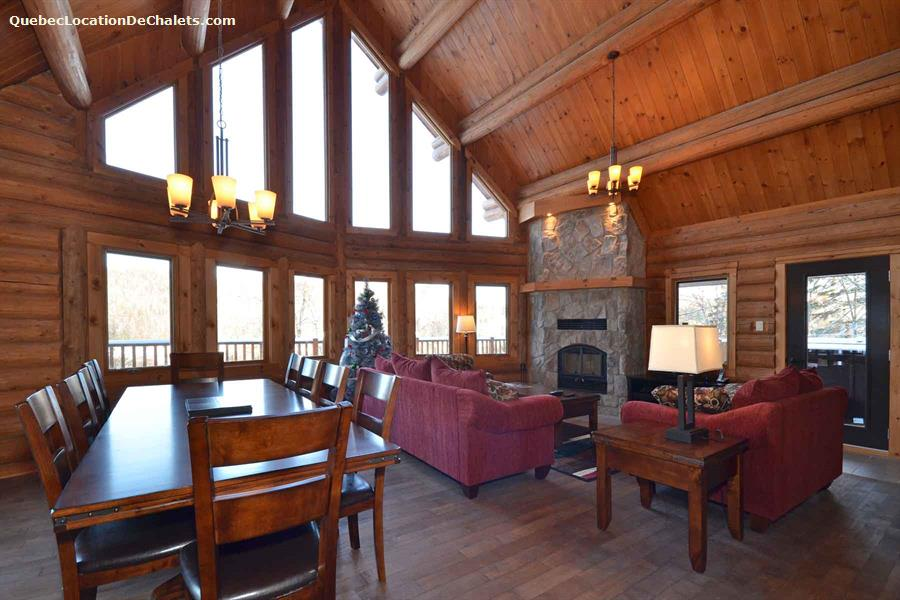 cottage rental Laurentides, Mont-Tremblant (pic-2)