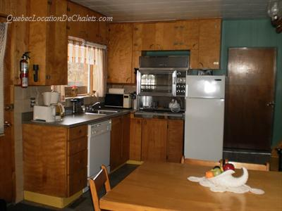 cottage rental Saguenay-Lac-St-Jean, Sainte-Rose-du-Nord (pic-1)