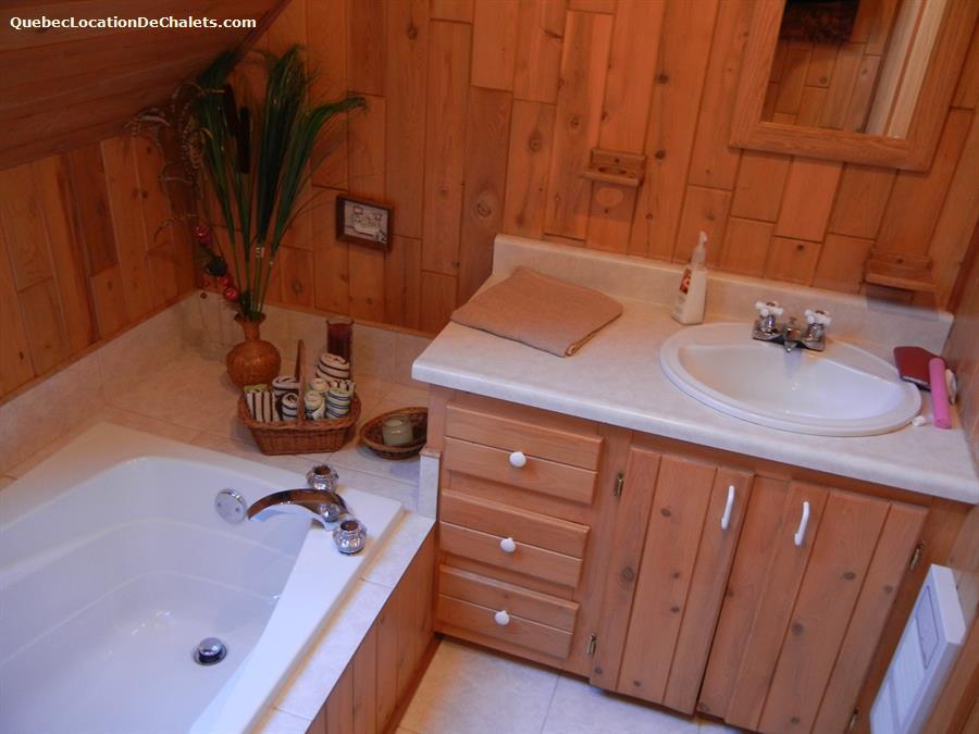 cottage rental Estrie/Cantons-de-l'est, North Hatley (pic-12)