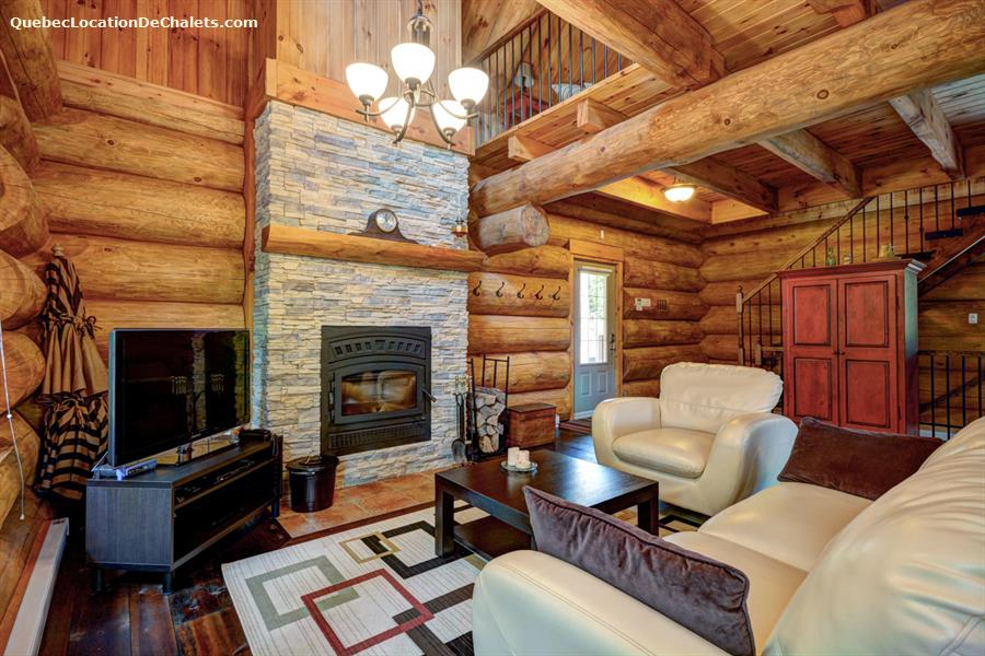 cottage rental Laurentides, Saint-Adolphe d'Howard (pic-12)