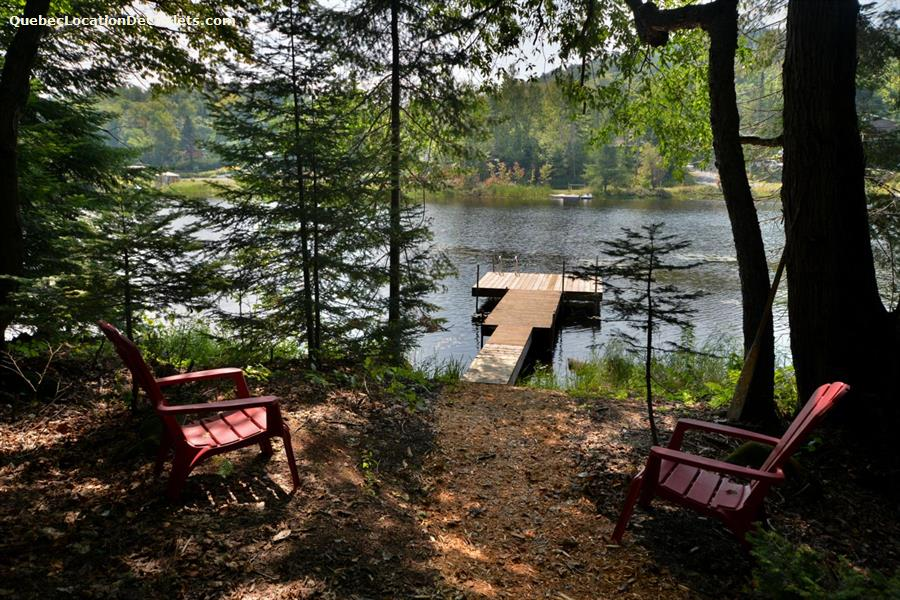 cottage rental Laurentides, Saint-Adolphe d'Howard (pic-3)