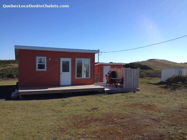 chalet à louer Îles-de-la-Madeleine, Pointe-aux-Loups (pic-1)