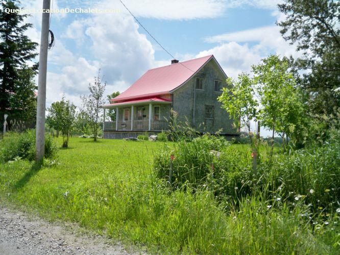 cottage rental Chaudière Appalaches, Frampton (pic-1)