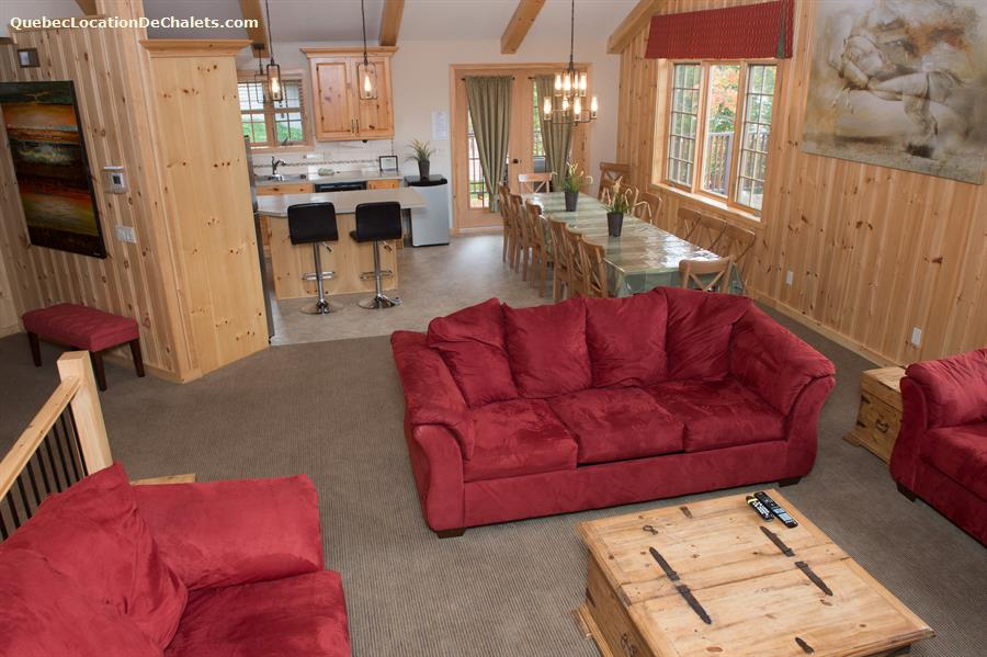 cottage rental Laurentides, Sainte-Agathe-des-Monts (pic-6)
