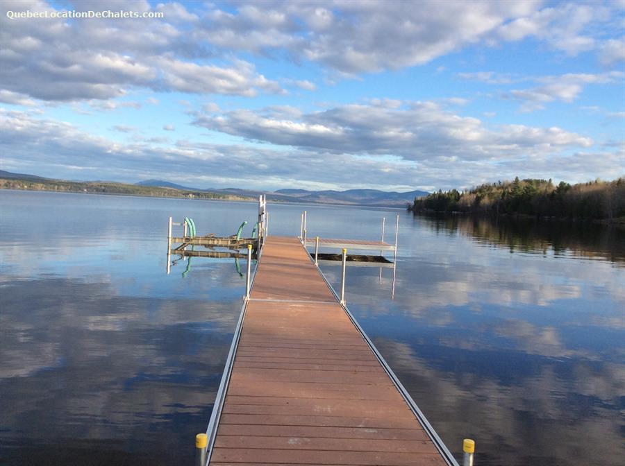 chalet à louer Estrie/Cantons-de-l'est, Lac-Mégantic (pic-2)