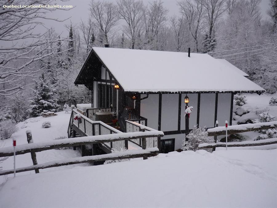 cottage rental Laurentides, Val-David (pic-11)