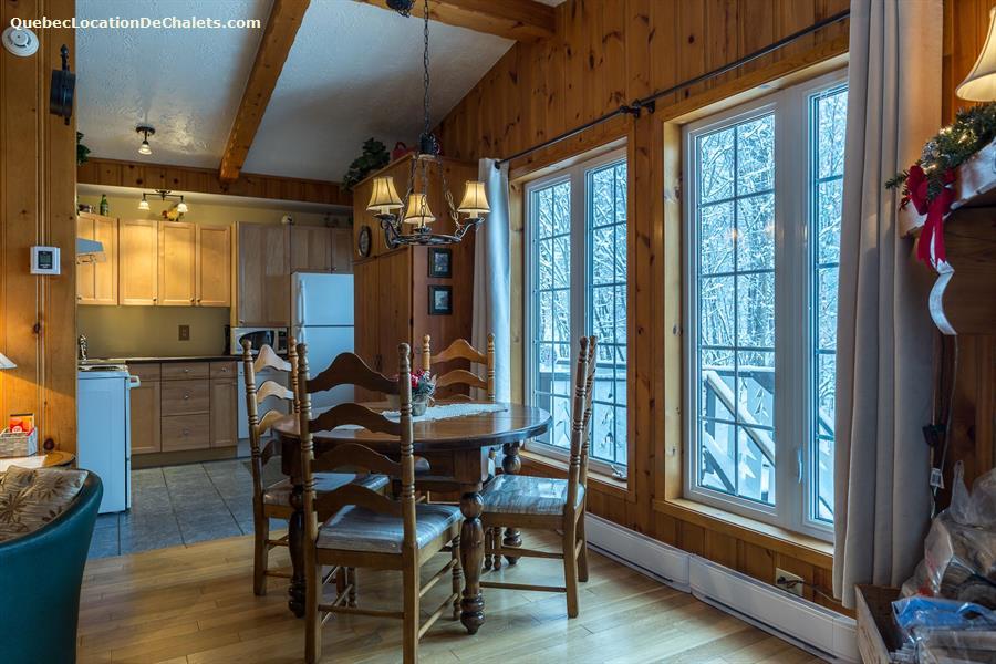 cottage rental Laurentides, Val-David (pic-6)