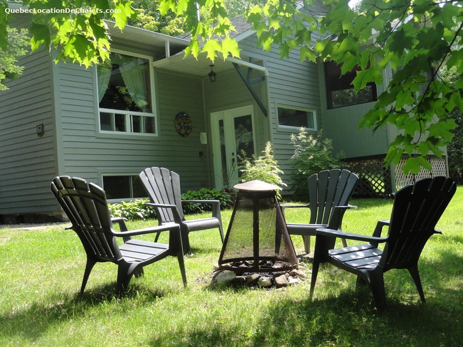 cottage rental Estrie/Cantons-de-l'est, Eastman (pic-1)