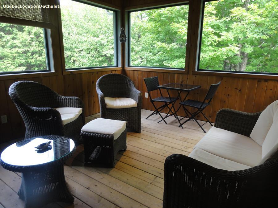 cottage rental Estrie/Cantons-de-l'est, Eastman (pic-2)