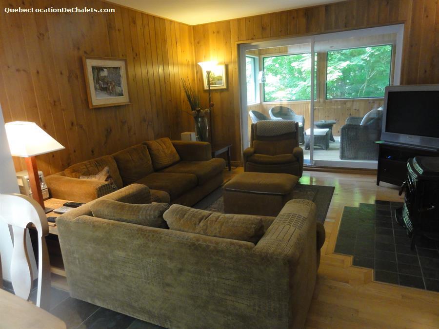 cottage rental Estrie/Cantons-de-l'est, Eastman (pic-10)
