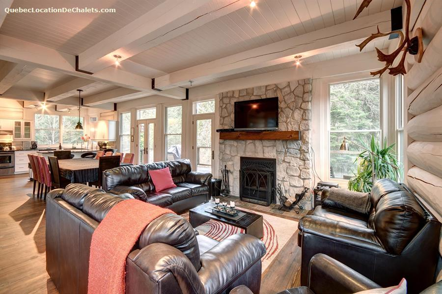 cottage rental Laurentides, Mont-Tremblant (pic-5)