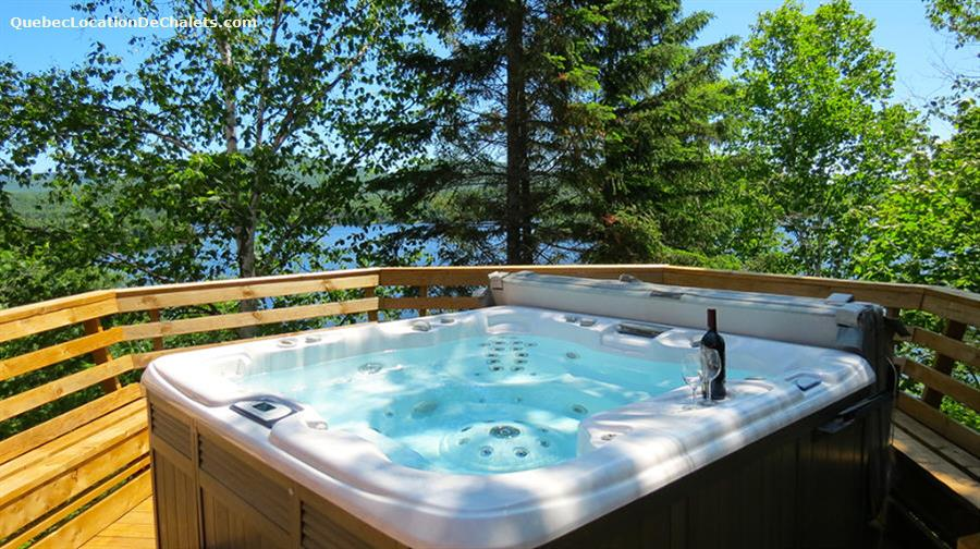 chalet a louer 4160 Laurentides (photo-2)