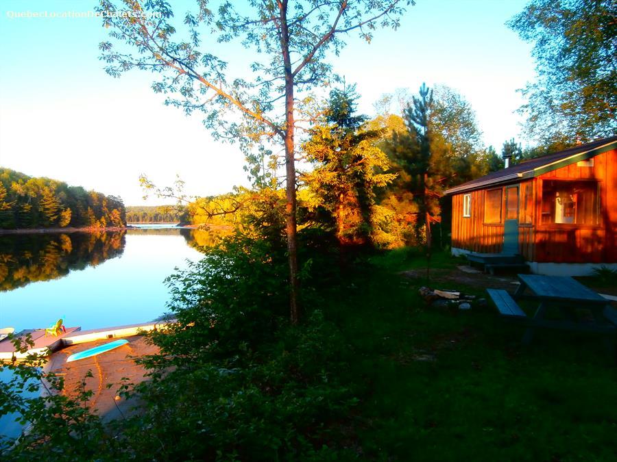 cottage rental Outaouais, Grand-Remous (pic-5)