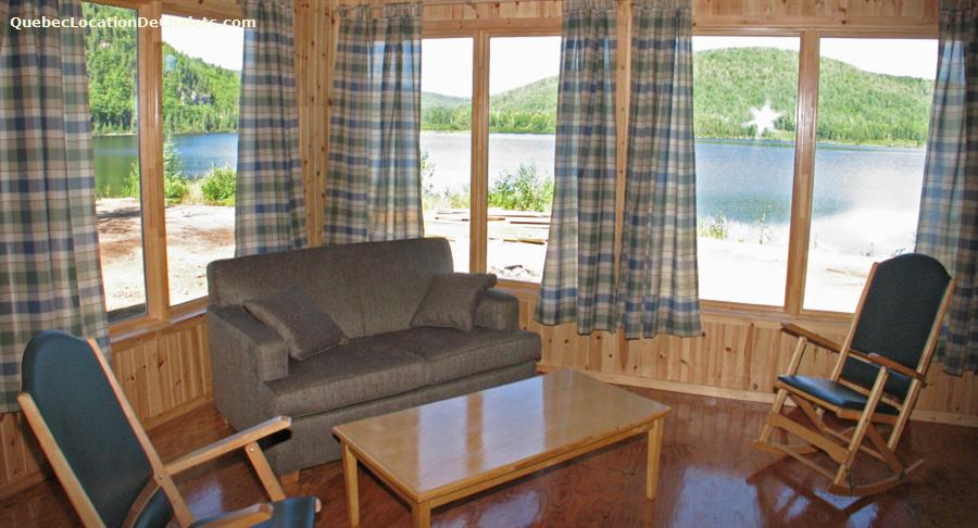 cottage rental Côte-Nord, Essipit (pic-4)