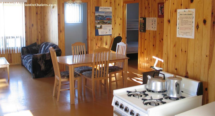 cottage rental Côte-Nord, Essipit (pic-2)