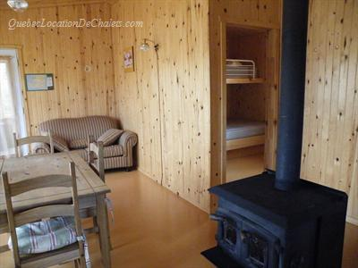 cottage rental Côte-Nord, Essipit (pic-7)