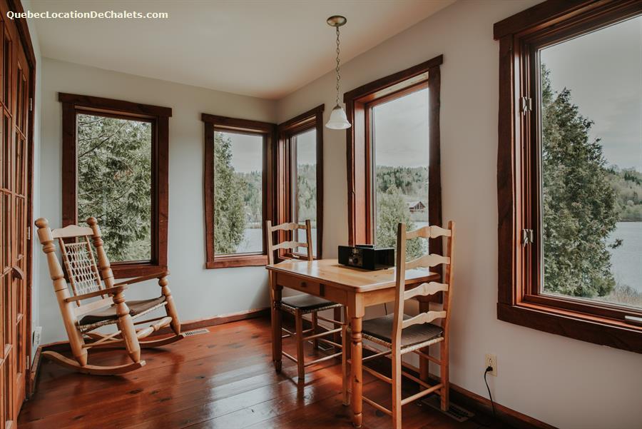 cottage rental Laurentides, Saint-Faustin-Lac-Carré (pic-12)