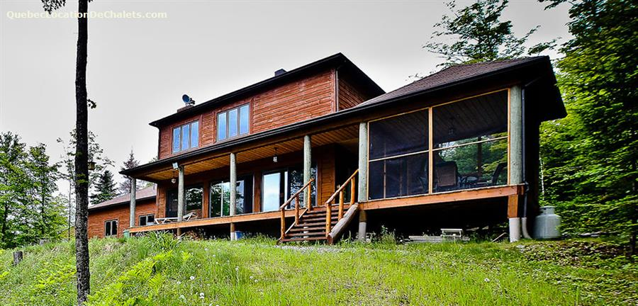 cottage rental Laurentides, Rivière-Rouge  (pic-1)