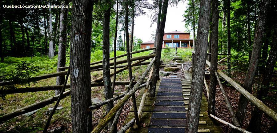 cottage rental Laurentides, Rivière-Rouge  (pic-3)