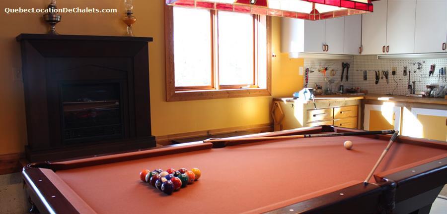 cottage rental Laurentides, Rivière-Rouge  (pic-7)