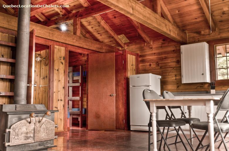 cottage rental Mauricie, La Tuque (pic-12)