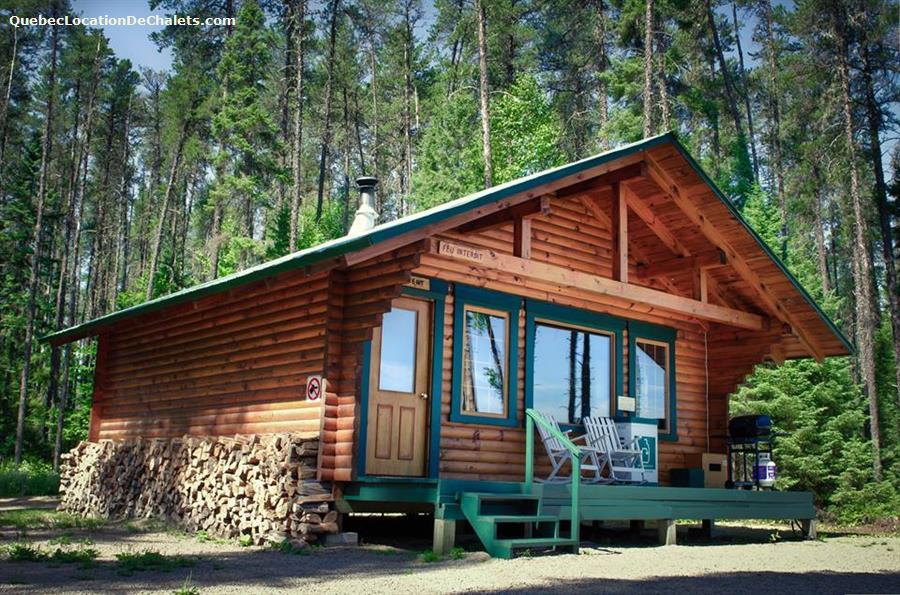 cottage rental Mauricie, La Tuque (pic-2)