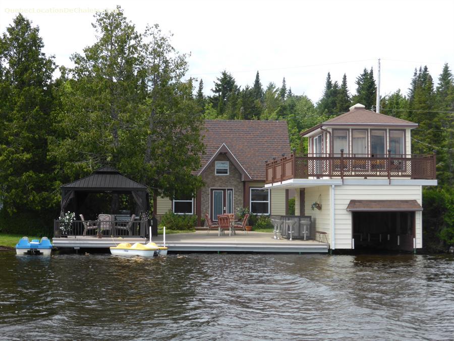 cottage rental Chaudière Appalaches, Saint-Zacharie (pic-1)