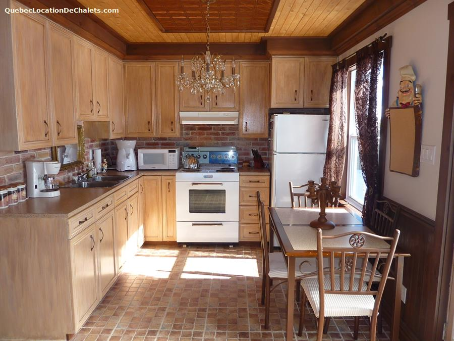 cottage rental Chaudière Appalaches, Saint-Zacharie (pic-5)
