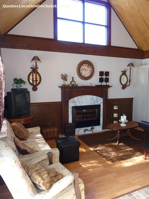 cottage rental Chaudière Appalaches, Saint-Zacharie (pic-7)