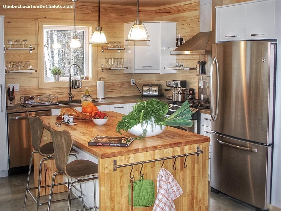 cottage rental Gaspésie, New Richmond (pic-5)