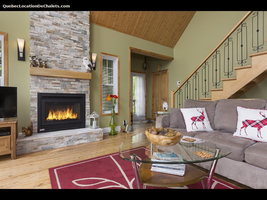 cottage rental Charlevoix, Les Éboulements  (pic-4)