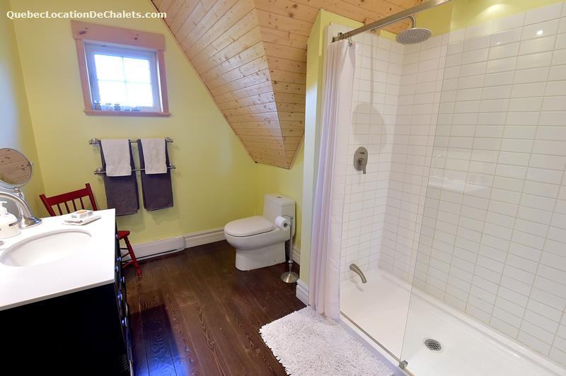 cottage rental Charlevoix, Saint-Aimé-des-Lacs (pic-13)