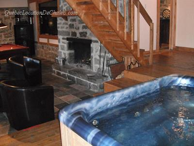 chalet a louer 4479 Mauricie (photo-4)