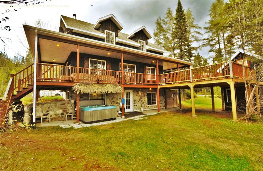 cottage rental Lanaudière, Chertsey (pic-13)