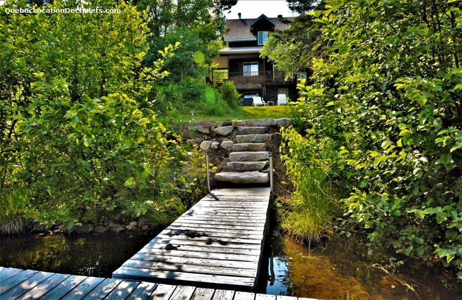 cottage rental Lanaudière, Chertsey (pic-14)
