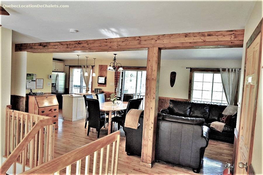 cottage rental Lanaudière, Chertsey (pic-6)