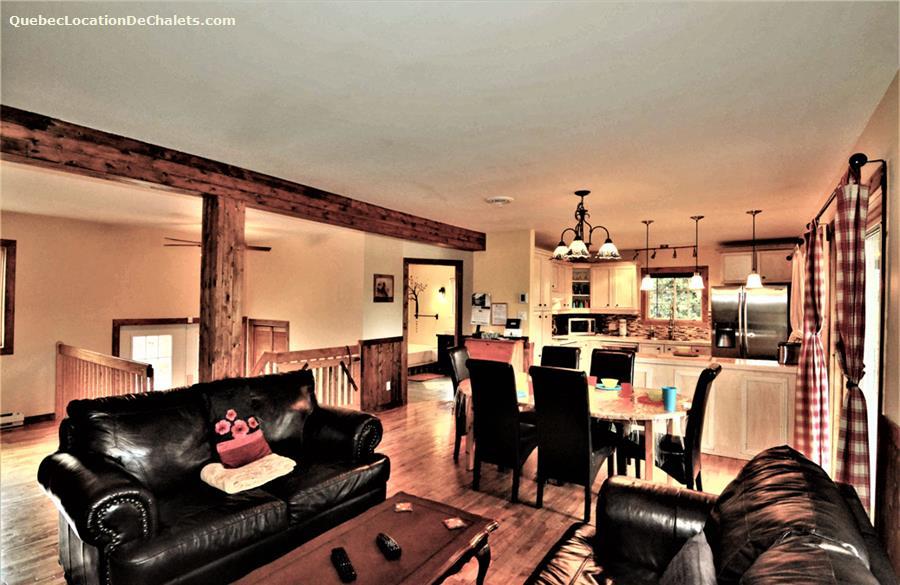 cottage rental Lanaudière, Chertsey (pic-5)
